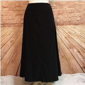 Talbots Petites Women's Full Length Modest Skirt